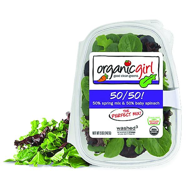 Organicgirl Salad Mixes