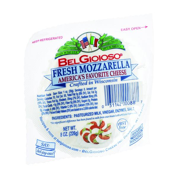 BelGioioso Mozzarella Ball