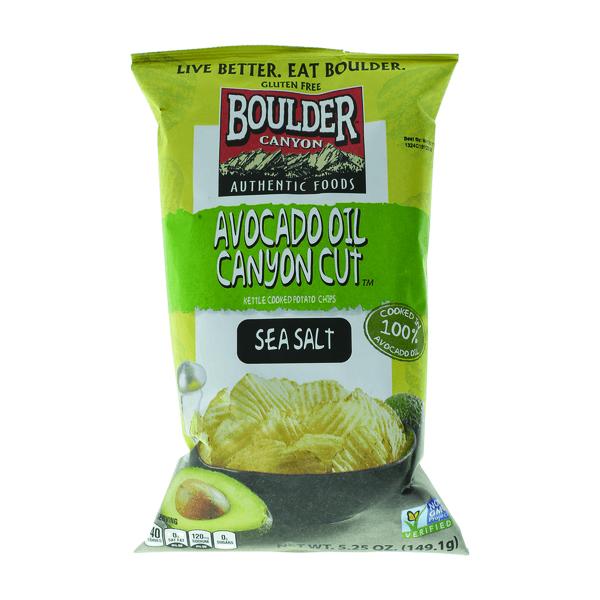 Boulder Canyon Potato Chips