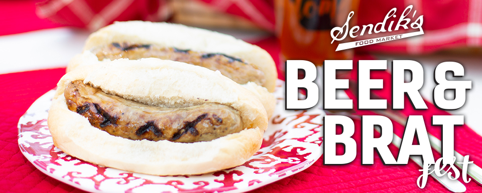 Veggie Alternatives At Brat Fest >> Brats And Beer Fest Sendik S Food Market