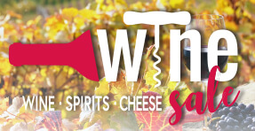 Wine & Spirits Sale