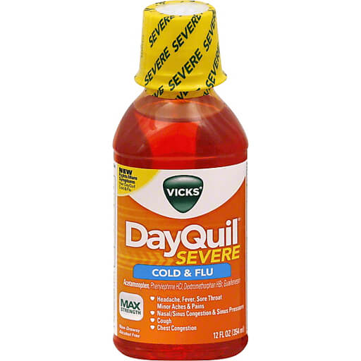 Vicks DayQuil & Nyquil Flu Relief