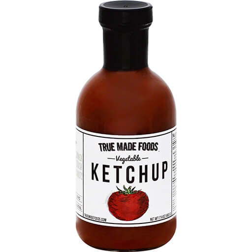 True Made Foods Ketchup & Sauces