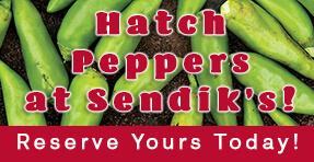 Sendik's Hatch Peppers